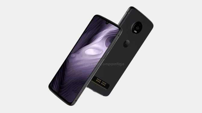 Motorola Moto Z4 Play z pojedynczym aparatem i mini-jackiem? [4]