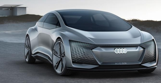 Samsung Exynos Auto V9 - procesor dla samochodów Audi [1]