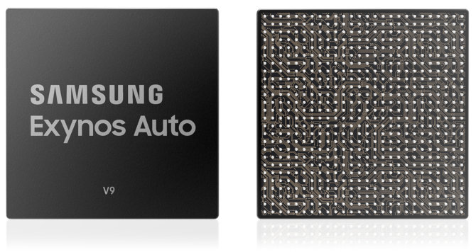 Samsung Exynos Auto V9 - procesor dla samochodów Audi [3]