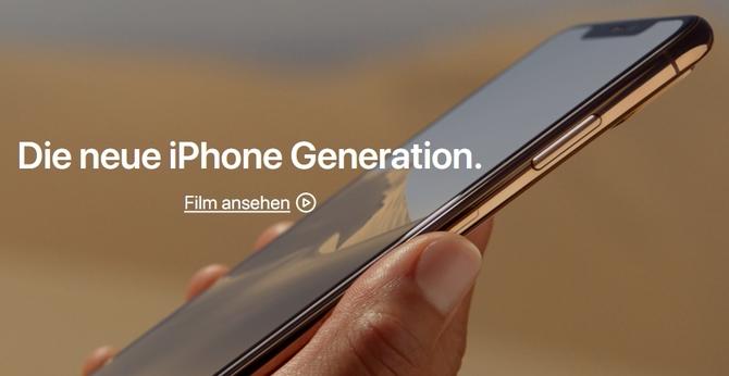 Apple nie może sprzedawać starszych modeli iPhone w Niemczech  [1]