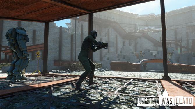 Capital Wasteland, mod do Fallouta 4, wraca z niebytu [1]