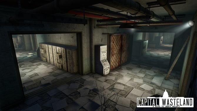 Capital Wasteland, mod do Fallouta 4, wraca z niebytu [2]