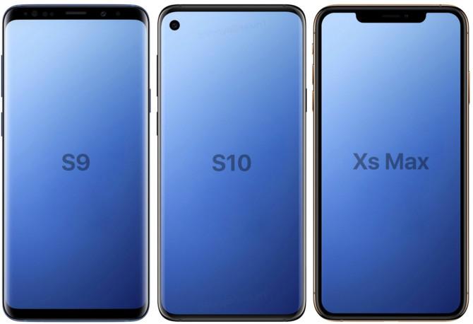 Samsung Galaxy S10 na pierwszym zdjęciu. Jak będzie wyglądał? [2]