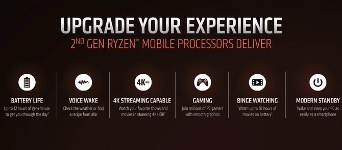 AMD Ryzen 5 3550H i Ryzen 7 3750H - nowe CPU dla notebooków [5]