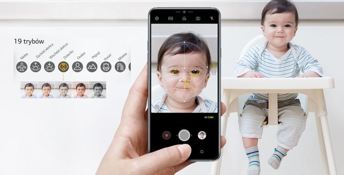 Rozpoznawanie twarzy? Wielu smartfonom wystarczy zdjęcie [1]