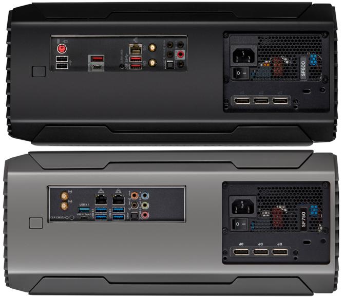 CES 2019: Corsair One i One Pro - Wydajne zestawy komputerowe [2]