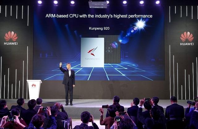 Huawei zaprezentował Kunpeng 920 - najszybszy procesor ARM [1]