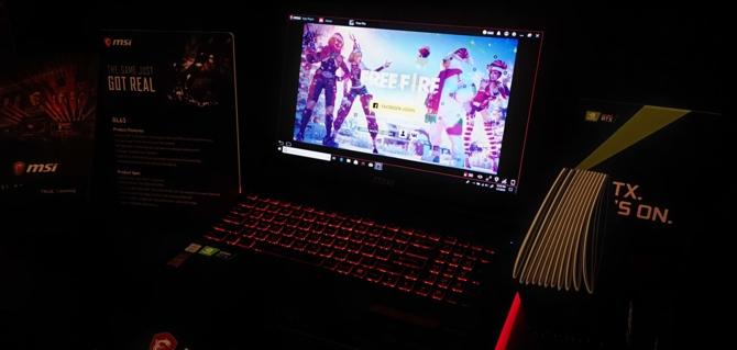 MSI prezentuje 8 notebooków z kartami NVIDIA GeForce RTX 20x0 [15]