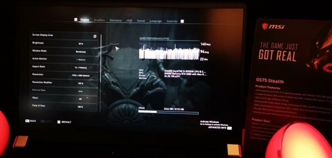 MSI prezentuje 8 notebooków z kartami NVIDIA GeForce RTX 20x0 [8]