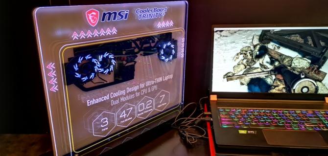 MSI prezentuje 8 notebooków z kartami NVIDIA GeForce RTX 20x0 [9]