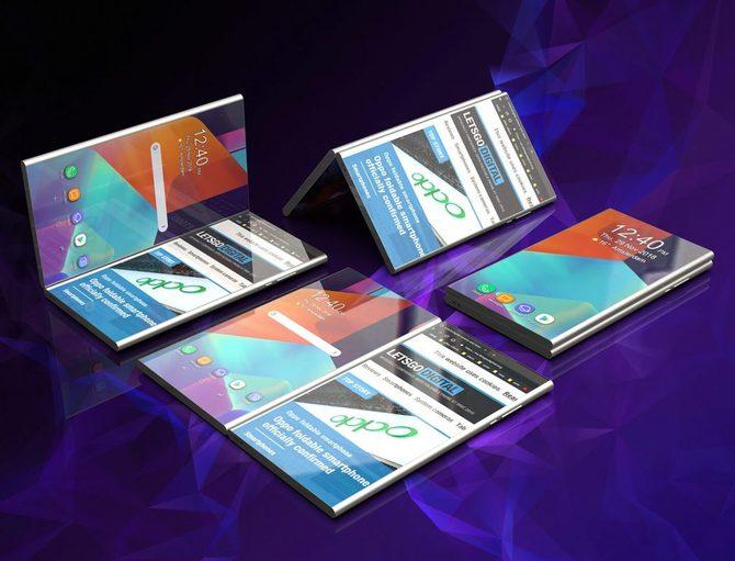 Nowy patent Samsunga: dwa smartfony dzielące jeden wyświetlacz [3]