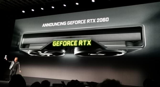 Premiera NVIDIA GeForce RTX 2060 - karty w sklepach 15 stycznia [4]