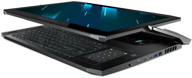 Acer  Triton 500 i Triton 900 - nowości z NVIDIA GeForce RTX 20x0 [3]
