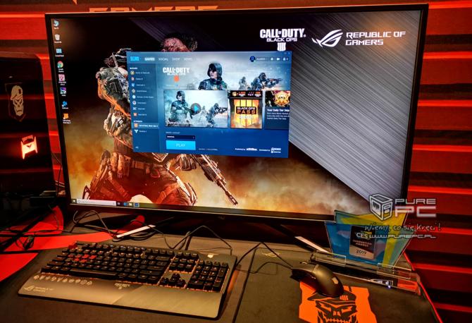 ASUS ROG Strix XG438Q: 43-calowy monitor dla graczy ceniących 4K  [3]