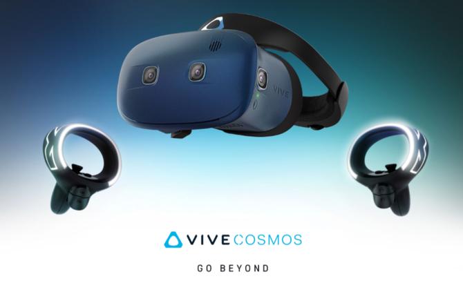 HTC Pro Eye i HTC Cosmos: kolejne gogle rozszerzonej rzeczywistości  [1]