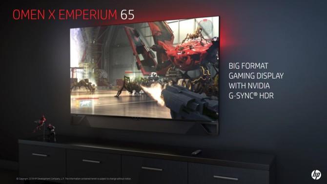 OMEN X Emperium - finalny projekt 65-calowego monitora do gier [1]