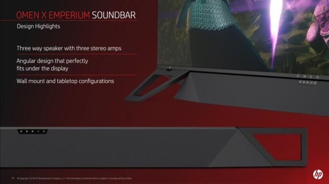 OMEN X Emperium - finalny projekt 65-calowego monitora do gier [3]