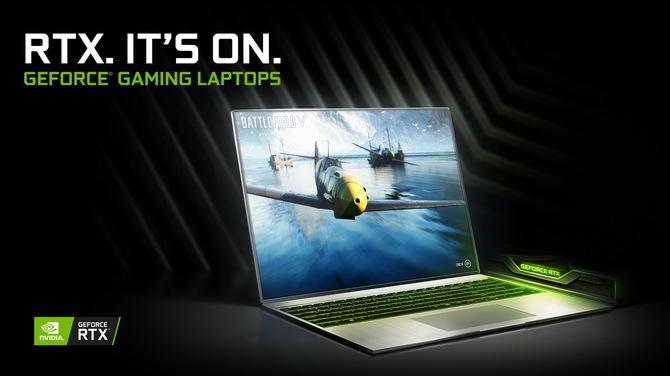 Wiemy jak wyglądają mobilne chipy graficzne NVIDIA GeForce RTX [1]