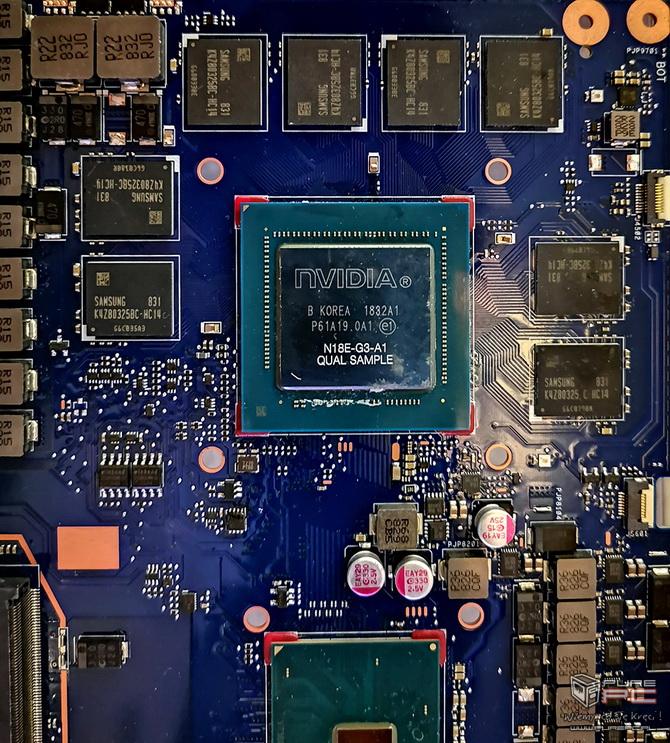 Wiemy jak wyglądają mobilne chipy graficzne NVIDIA GeForce RTX [nc1]