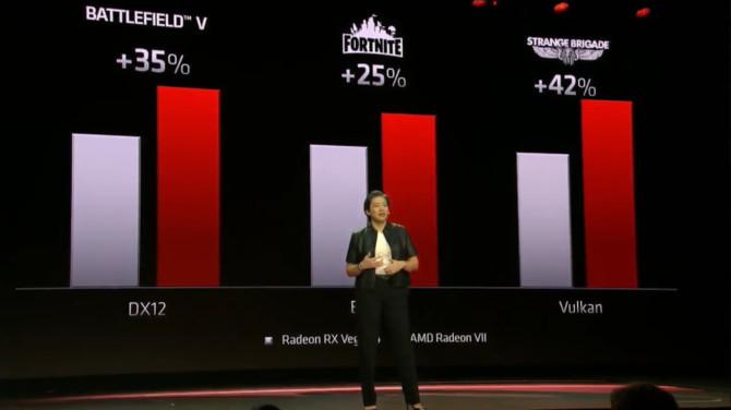 AMD Radeon VII - Vega 7 nm będzie walczyć z GeForce RTX 2080 [4]