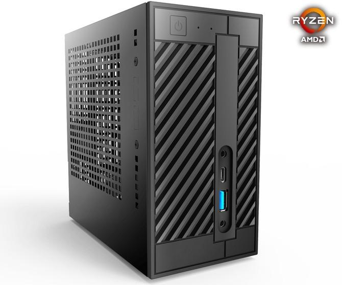 Barebone od ASRock z płytą główną Mini STX pod procesor AMD [3]