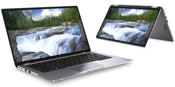 CES 2019: Dell Latitude 7400 2w1, monitor Alienware 4K OLED [1]