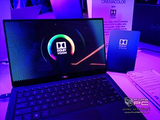 CES 2019: Dell Latitude 7400 2w1, monitor Alienware 4K OLED [nc2]