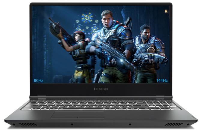 CES 2019: Laptopy Lenovo Legion Y740 i Y540 z GeForce RTX 20x0 [6]