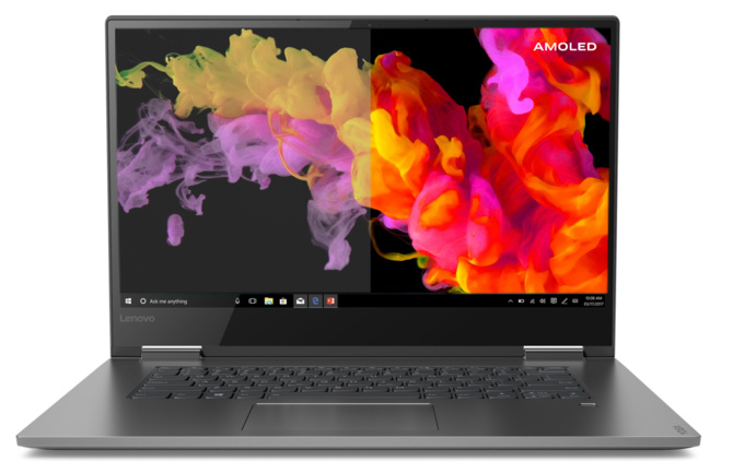 CES 2019: Nowe produkty Lenovo YOGA S940, A940 i C730 AMOLED [1]