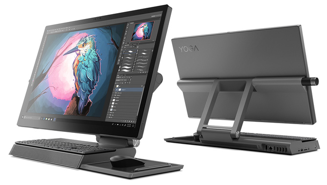 CES 2019: Nowe produkty Lenovo YOGA S940, A940 i C730 AMOLED [6]
