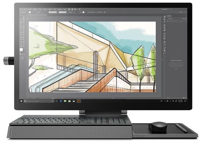 CES 2019: Nowe produkty Lenovo YOGA S940, A940 i C730 AMOLED [7]