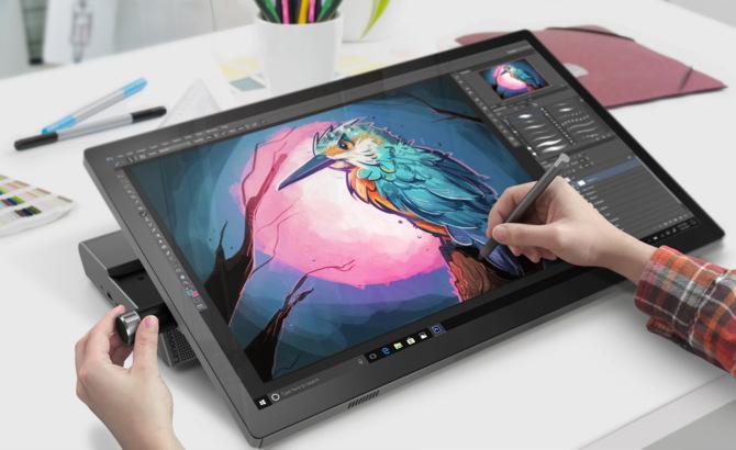 CES 2019: Nowe produkty Lenovo YOGA S940, A940 i C730 AMOLED [8]