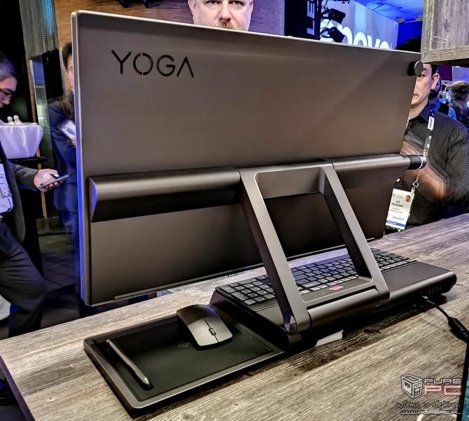 CES 2019: Nowe produkty Lenovo YOGA S940, A940 i C730 AMOLED [nc5]