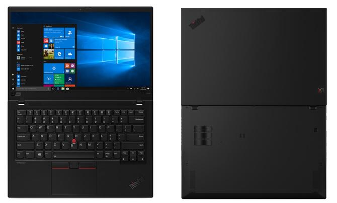 CES 2019: Siódma generacja notebooka Lenovo ThinkPad X1  [1]