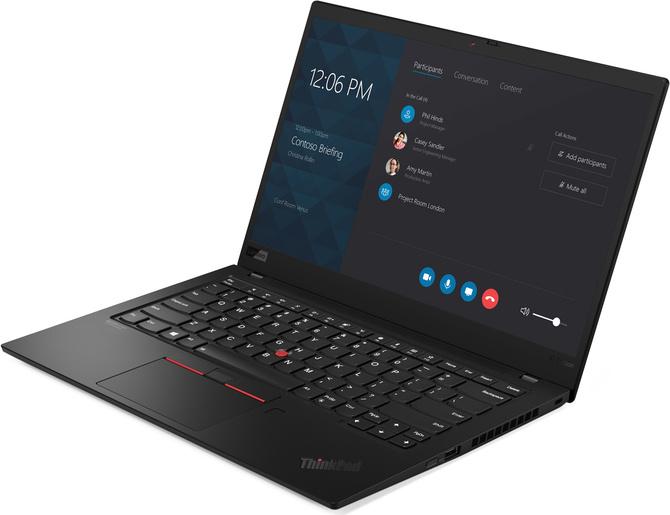 CES 2019: Siódma generacja notebooka Lenovo ThinkPad X1  [3]