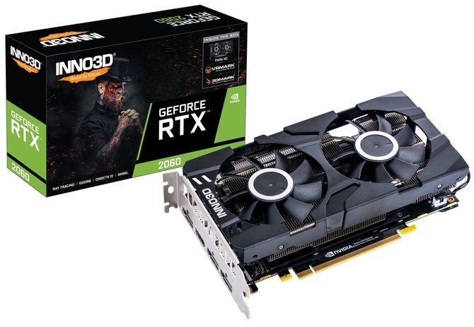 INNO3D GeForce RTX 2060 Twin X2 - Cena pozytywnie zaskakuje [2]
