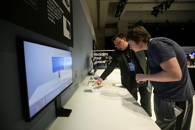 Samsung pokazał nowe monitory: CRG9, Space Monitor oraz UR59C [2]