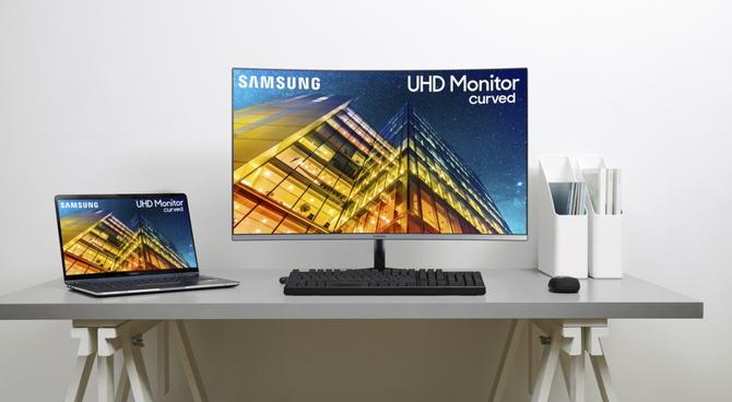 Samsung pokazał nowe monitory: CRG9, Space Monitor oraz UR59C [4]