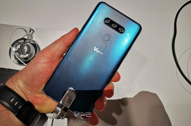 CES 2019: TV LG OLED Z9 8K oraz zwijany LG SIGNATURE OLED R [16]