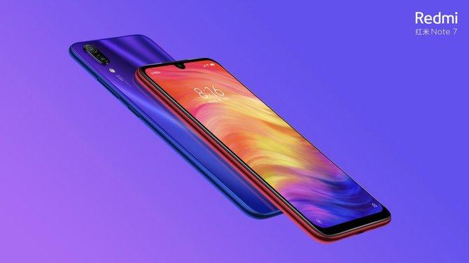 Redmi Note 7 - premiera nowego superśredniaka od Xiaomi  [1]