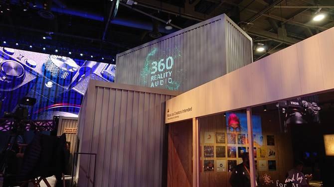 Sony 360 Reality Audio - system dźwięku oparty o MPEG-H 3D Audio [2]