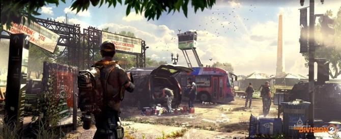 The Division 2 - Ubisoft rezygnuje ze Steam na rzecz sklepu Epic [3]