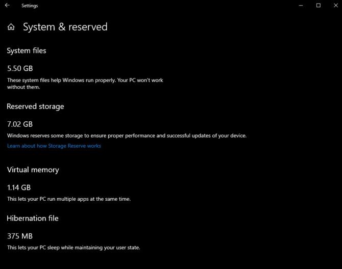 Windows 10 zarezerwuje 7 GB przestrzeni dysku na aktualizacje [1]