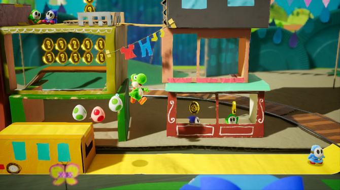 Yoshi's Crafted World - Kolejna gra zmierza na Nintendo Switch [2]