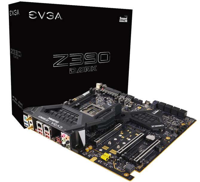 CES 2019: EVGA Z390 DARK - Debiut ekstrawaganckiej płyty głównej [1]