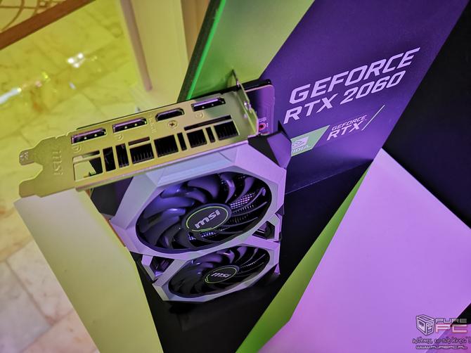 CES 2019: GeForce RTX 2060 - Galeria modeli niereferencyjnych [14]