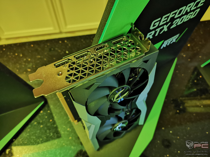 CES 2019: GeForce RTX 2060 - Galeria modeli niereferencyjnych [10]