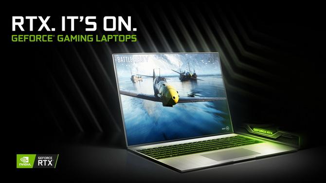NVIDIA GeForce RTX 20x0 - znamy pierwsze, polskie ceny laptopów  [1]