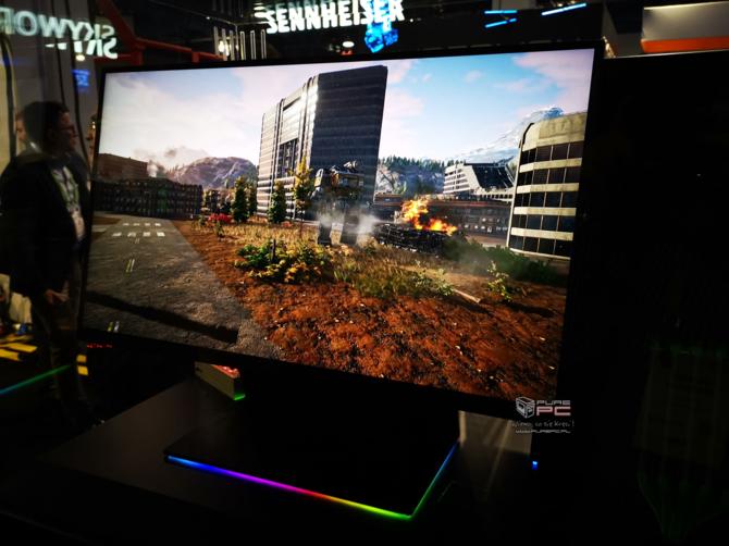 Razer Raptor: gamingowy monitor 144 Hz o rewelacyjnym designie [2]