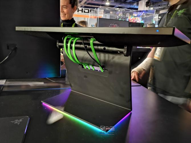 Razer Raptor: gamingowy monitor 144 Hz o rewelacyjnym designie [4]